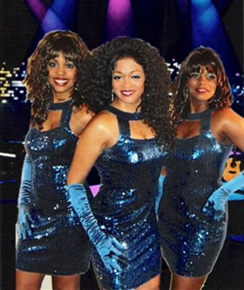 Motown Legends Show - Tribute to The Supremes